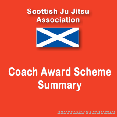 Coach Award Scheme Summary