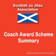 Coach Award Scheme Summary